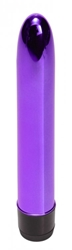 7 Inch Slim Vibe Purple Vibrating Sex Toys