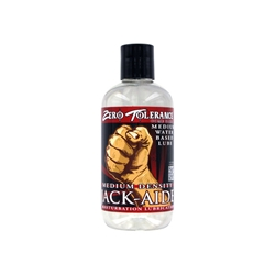 Zero Tolerance Jack-Aide Medium-2 oz Water-based Lube, Jack-Aide Lube
