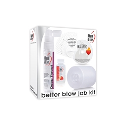 A&E Better Blow Job Kit Blow Job Kit, Blow Job Lube, Throat Spray