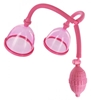 Pink Breast Pumps Enlargement Gear, Nipple Toys, Breast and Nipple Pumps