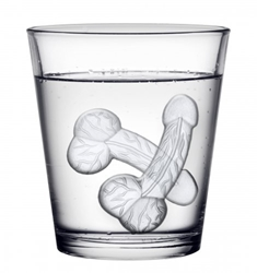 Chilly Willies Penis Ice Cube Tray Bachelorette, Games and Novelties, Bachelorette Party Supplies