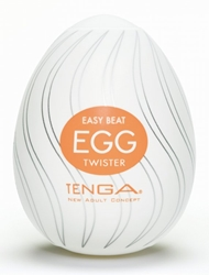 Tenga Egg - Twister Masturbation Toys