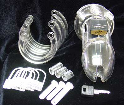 CB-6000S Male Chastity Device Chastity, Chastity for Him, Non-Metal Chastity Devices