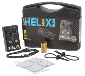 E-Stim Systems Helix Blue Pack Electrosex Power Boxes, Electrohelix
