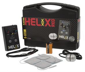 E-Stim Systems Helix Red Pack Electrosex Power Boxes, Electrohelix
