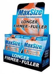 Max Size- Erectile Enhancement - 2 Tablet Pack Herbals, Erectile Enhancement Supplements