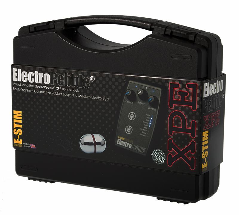 E-Stim Systems - E-Stim Systems ElectroPebble XPE