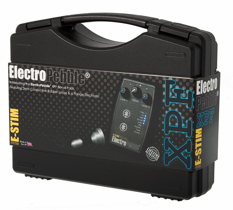 E-Stim Systems - E-Stim Systems ElectroPebble XPF